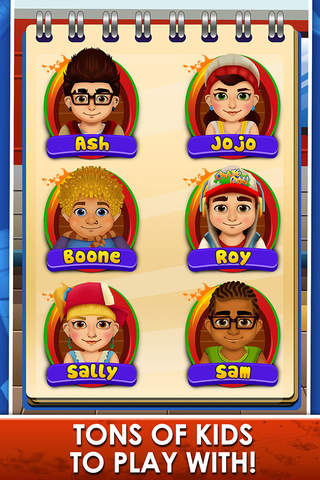 Little Doctor's Hospital - Fun Make-up Salon Game for Subway Surfers Fans Edition screenshot 4