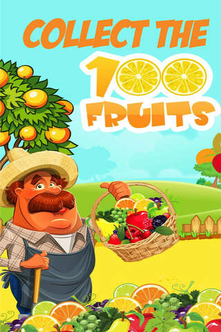Collect The 100 Fruits screenshot 1
