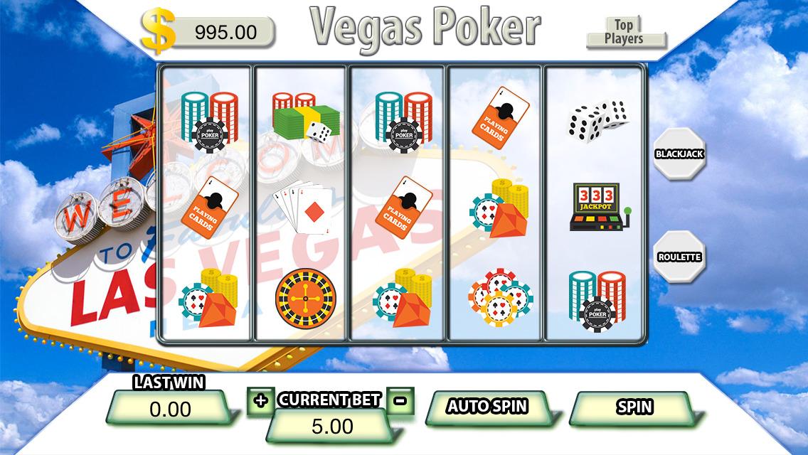 Poker fish las vegas