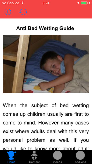 Anti Bed Wetting Guide - For Children and Adults
