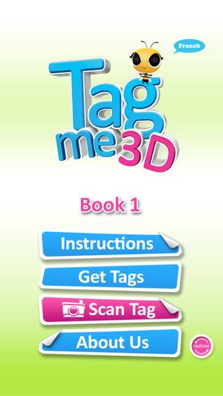 Tagme3D FR Book1