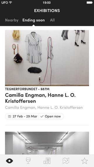 U.F.O. – Exhibition Guide for Oslo