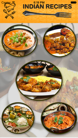Indian Recipes-Free