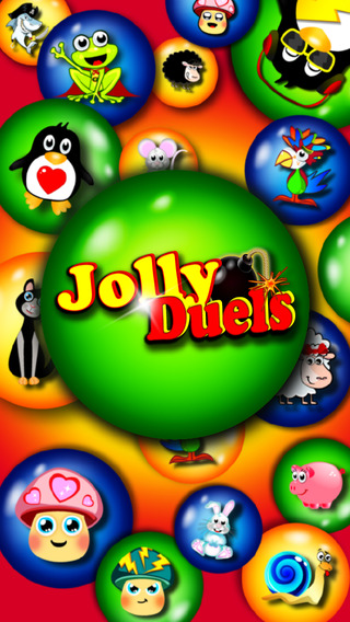 Screenshots for Jolly Duels - Multiplayer match three game