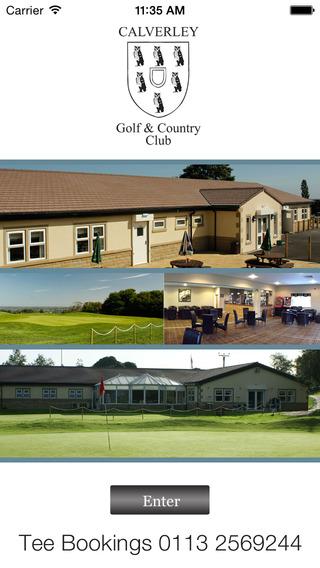 Calverley Golf GPS