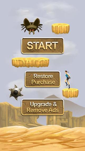 Relic Hunter - Free Jumping Game