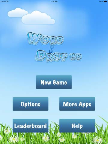 Word Drop HD - Free