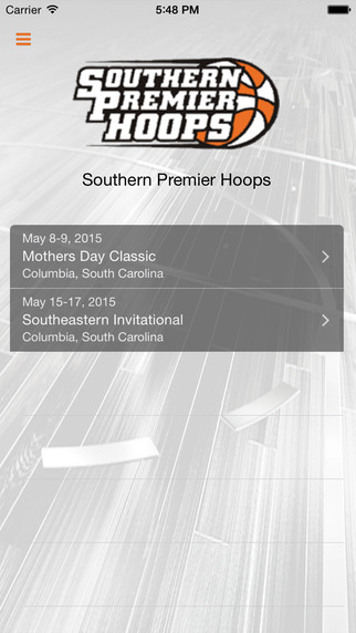 Southern Premier Hoops