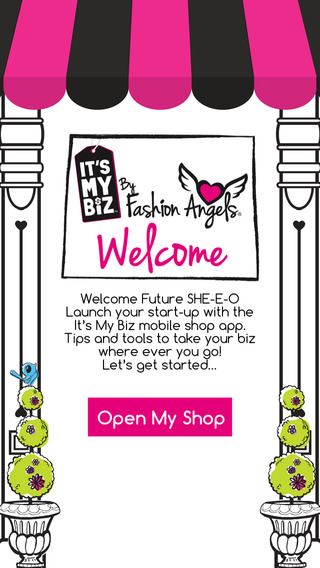 【免費教育App】It's My Biz: Mobile Shop-APP點子