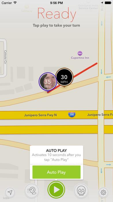 Speed Tracker iPhone Screenshot 4