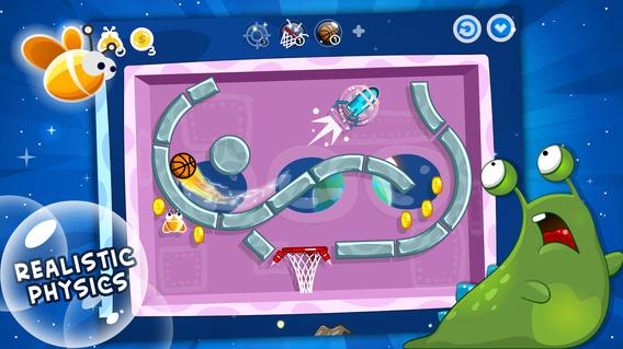 太空篮球:Swish