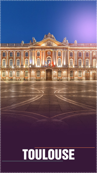 Toulouse City Offline Travel Guide