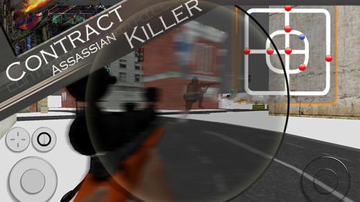 Contract Assassin 3D - Sniper Ghost Warrior Killer