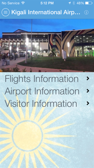 【免費旅遊App】Kigali International Airport-APP點子
