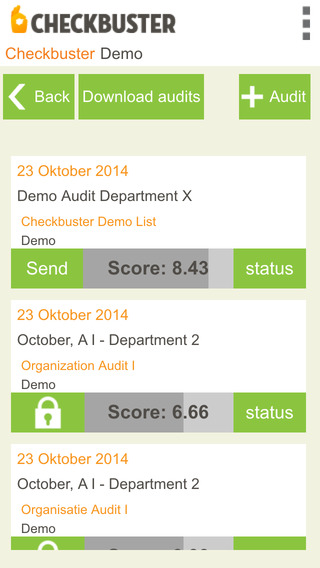 Checkbuster Audit Tool