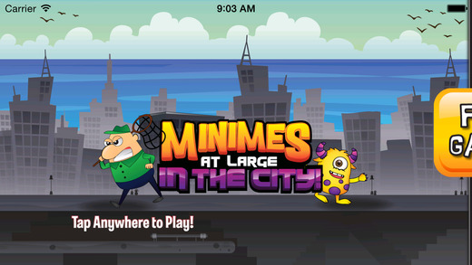 MiniMes At Large in the City - Fun Free Game