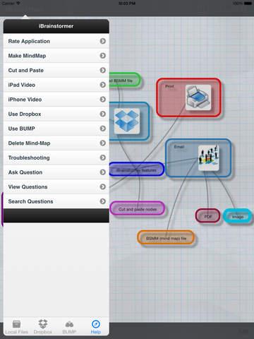【免費生產應用App】iBrainstormer - Simplemind inkflow visual outline. Take Notes on Whiteboard, note taking, productivity, note-taking-APP點子