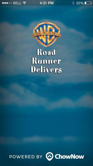 Road Runner Delivers