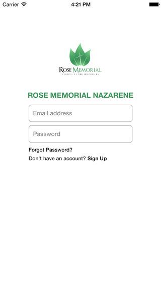 Rose Memorial Nazarene