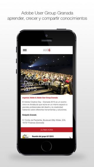 Adobe User Group Granada