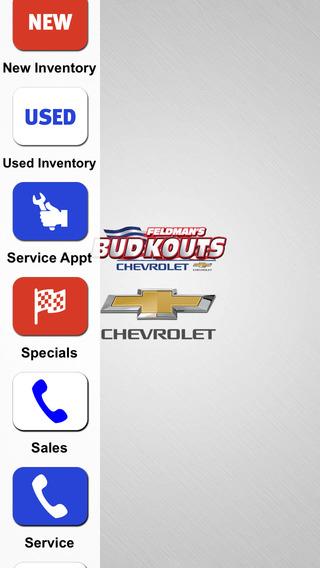 Bud Kouts Chevrolet Dealer App