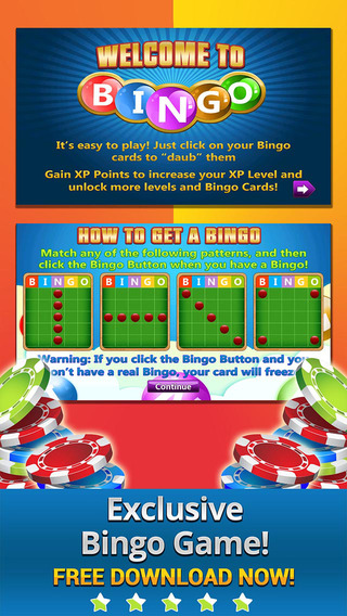 Cash Buzz PLUS - Play Online Bingo and Gambling Card Game for FREE