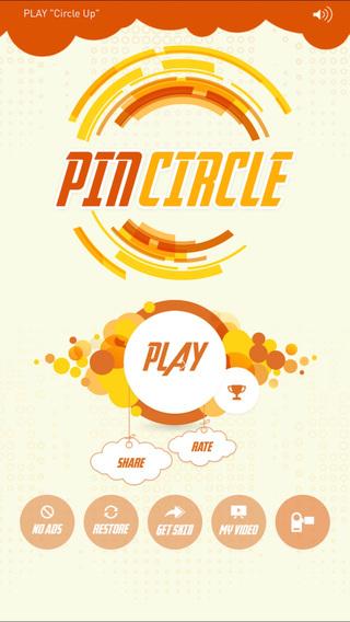 Pin Circle - Shoot spinner to kill for Afterpulse