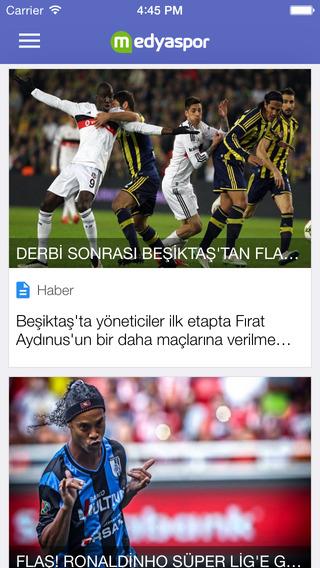 Medyaspor - Spor Haberleri