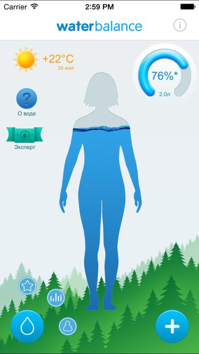 Waterbalance онлайн