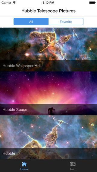 Hubble Telescope Pictures
