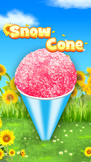 Maker - Rainbow Snow Cone Party