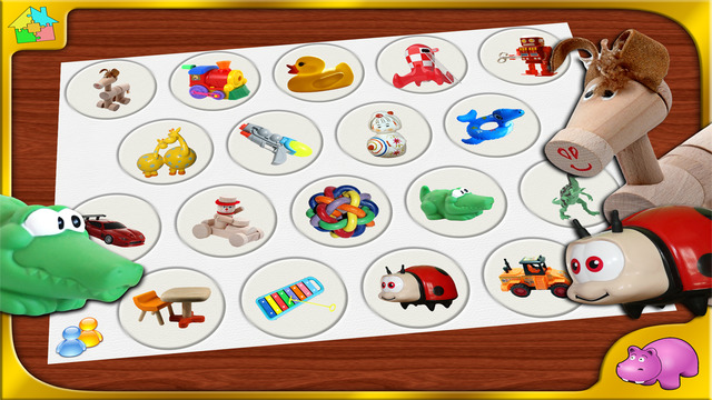 Toys Jigsaw Puzzle - Full Version
