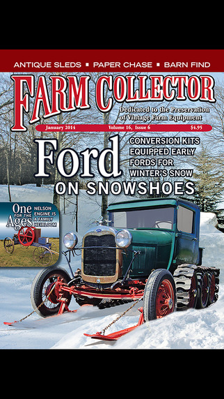 Farm Collector - Dedicated to the Preservation of Vintage Farm Equipment