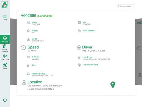 A-Trak Asset Tracking