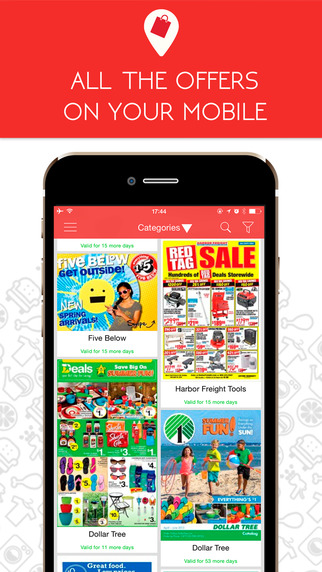Tiendeo - Deals Weekly Ads