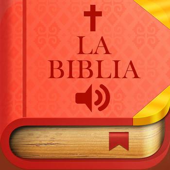 La Biblia Católica en Audiolibro LOGO-APP點子