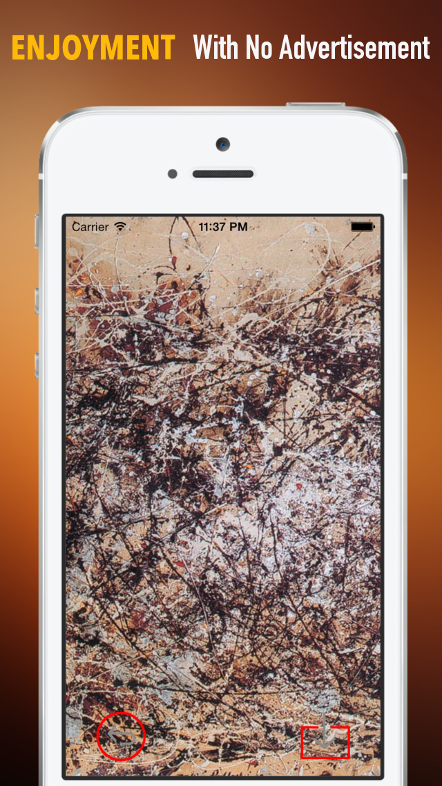 App Shopper Jackson Pollock Paintings HD Wallpaper And His