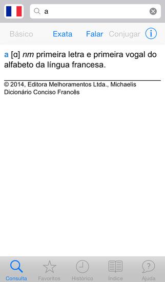 Michaelis Dicionário Conciso Francês