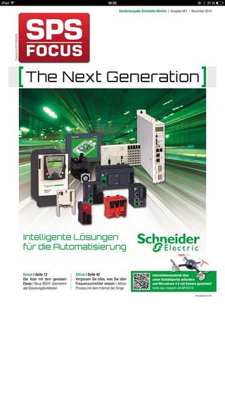 SPS Automation im Focus: Schneider Electric