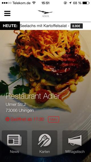 Restaurant Adler Uhingen