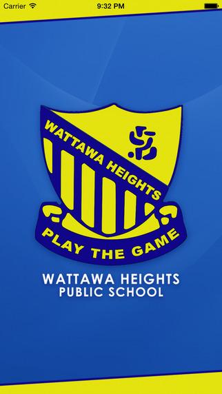 Wattawa Heights Public School - Skoolbag