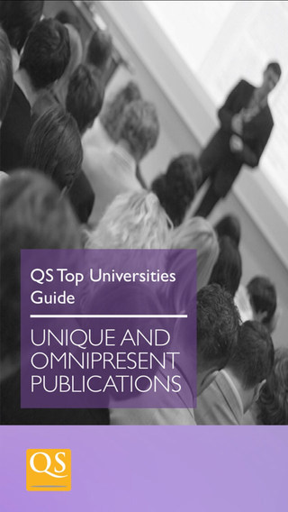 QS Top Universities Guide