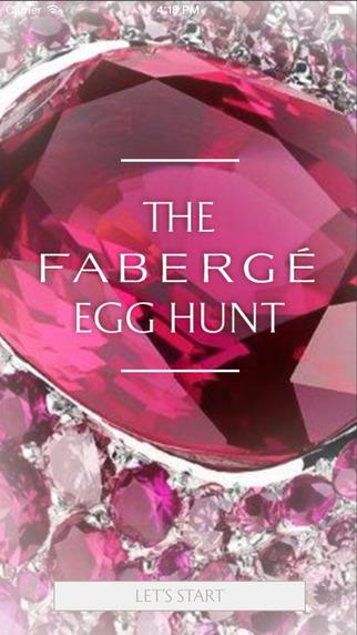 Fabergé Egg Hunt