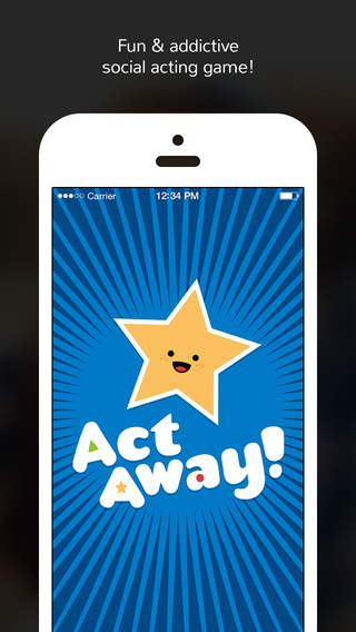 Act Away The fun addictive social acting charades game