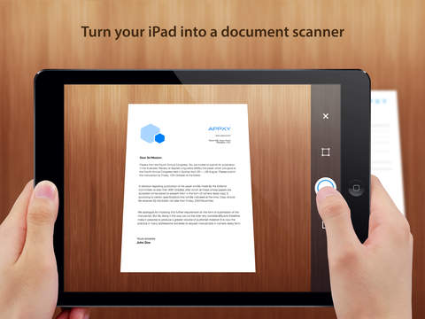 Tiny Scanner+ - PDF scanner to scan document, receipt & fax Screenshots