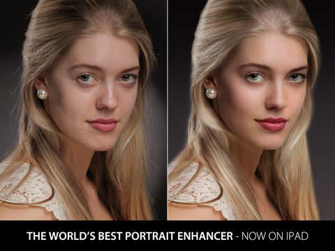 PortraitPro Tablet