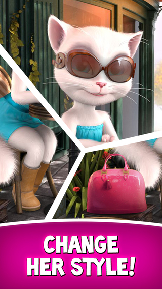 Talking Angela for Windows Phone