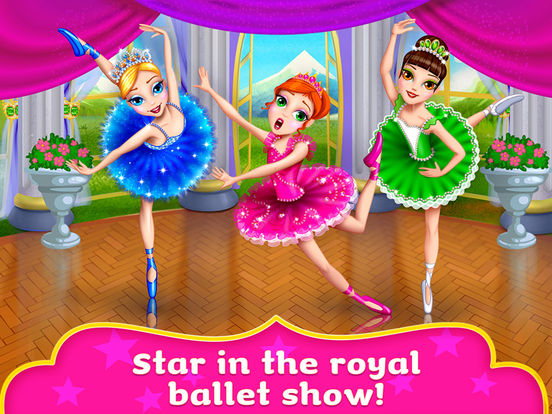 Ballet Dancer - Royal Competitionscreeshot 1