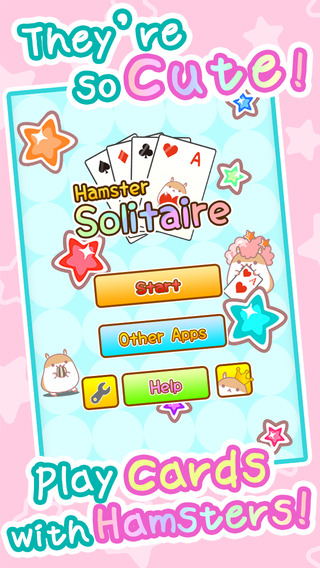 AfroHamster Solitaire Great for time killing or brain training