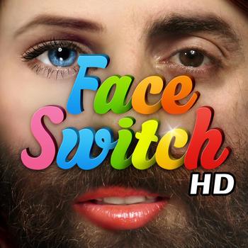 Face Switch HD - Swap & Morph ! LOGO-APP點子